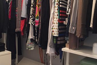 un dressing clair et organis avec stolmen de ik a ik a paperblog. Black Bedroom Furniture Sets. Home Design Ideas