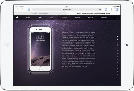 Si ce n'est pas un iPhone 6s…