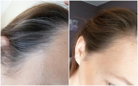 Camoufler racines et cheveux blancs en un coup de spray avec Bye Bye racines          (+concours)