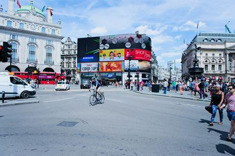 London - Picadilly Circus