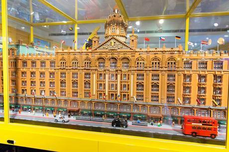 Harrods en Lego