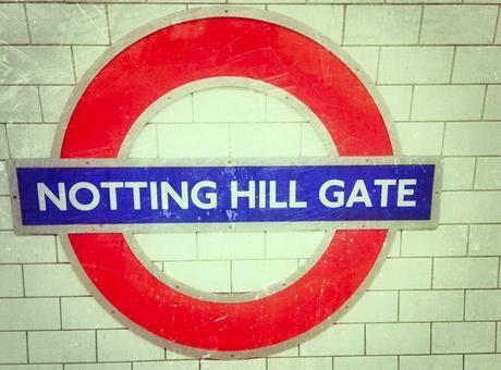 Arrivé à Notting Hill