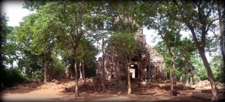 Battambang Cambodge temple