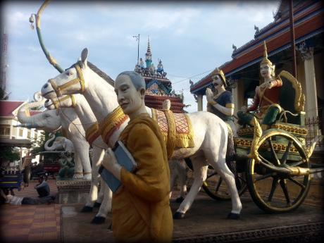 Battambang Cambodge