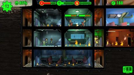 Fallout Shelter se date sous android