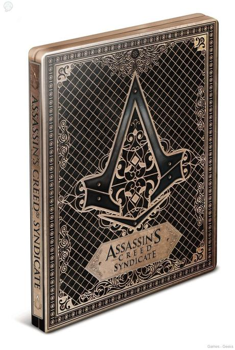 Assassin's Creed Syndicate : Bonus de Précommande