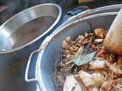 Fumet poissons crustacés