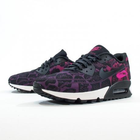 Nike Wmns Air Max 90 Jacquard Mulberry