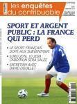 sport argent public