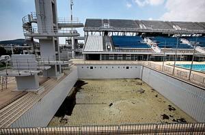 athenes jo 2004 piscine olympique