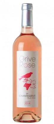 La Grive Rose By Chantegrive 2014 182x420