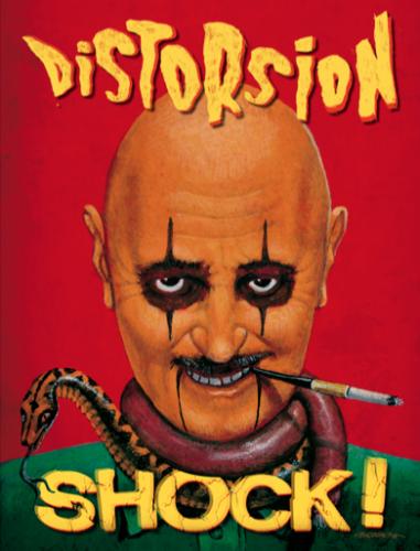distorsion,distorsion shock,metaluna,magazine,mook