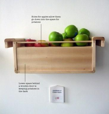 Fruits et légumes : les conserver 3 semaines, sans frigo.