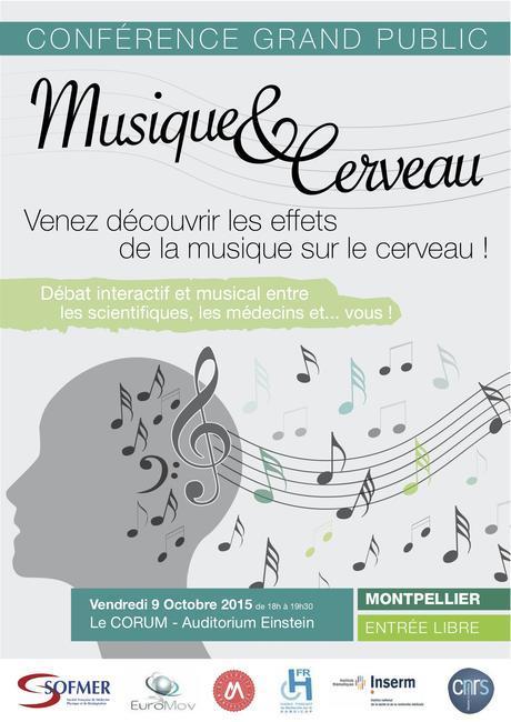 Conférence musique et cerveau