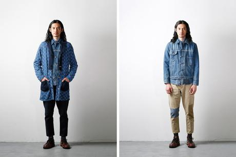 FDMTL – F/W 2015 COLLECTION LOOKBOOK