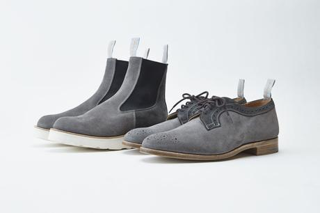 FILMELANGE X TRICKER'S – F/W 2015 COLLECTION
