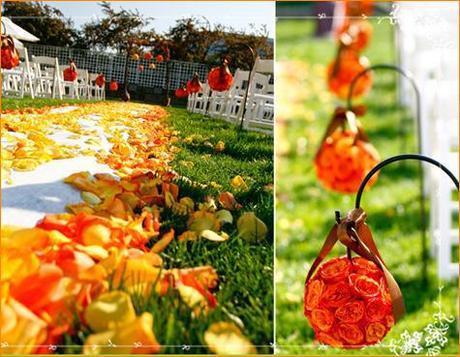 decor-boule-roses-oranges