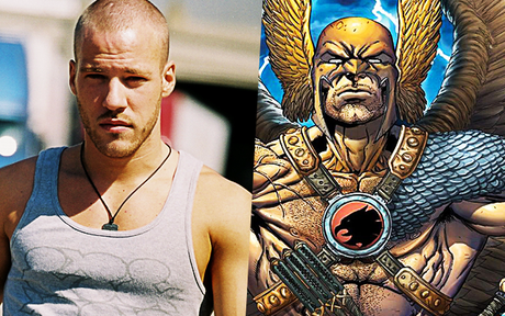 Legends of Tomorrow : Falk Hentschel sera Hawkman !