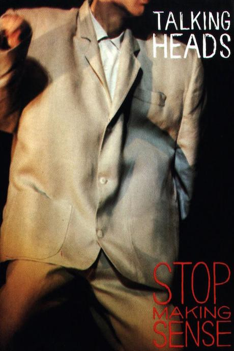 Talking Heads #2-Stop Making Sense-1984