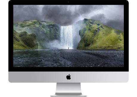 Des nouveaux iMac 4K 21 pouces pour OS X El Capitan?