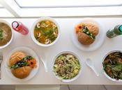 Restaurant: p'tit dernier Salades Sensations