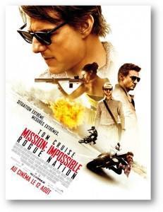 Critique – Mission Impossible : Rogue Nation
