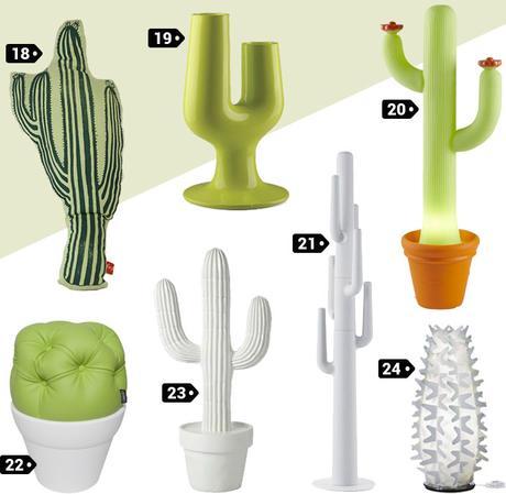 Tendance déco : le cactus - Paperblog