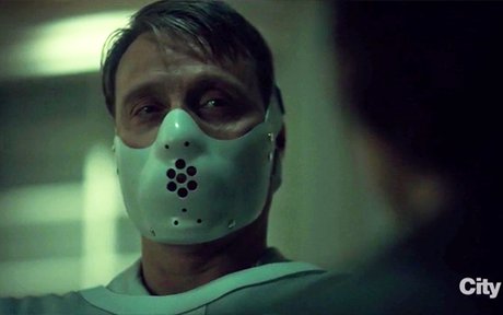 Les critiques // Hannibal : Saison 3. Episode 11. …And the Beast from the Sea.