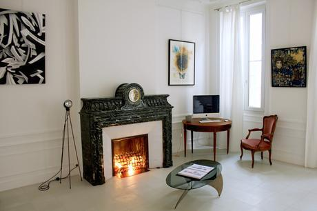 L'Appartement : une galerie d'art pas comme les autres