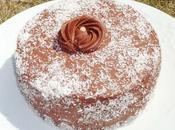 Gâteau yaourt façon Kinder Délice coco