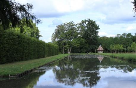 Jardins d'Ainay-le Vieil