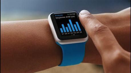 Apple Watch: les apps favorites à adopter