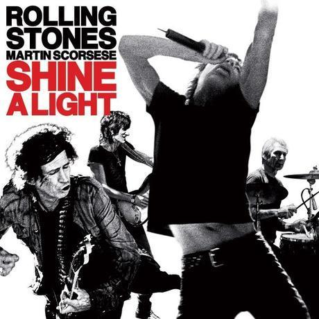 Tentez de remporter deux DVD « Shine A Light » de Martin Scorsese