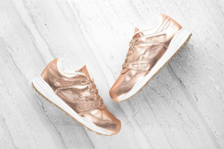 Reebok Ventilator X Fruiton Rose Gold