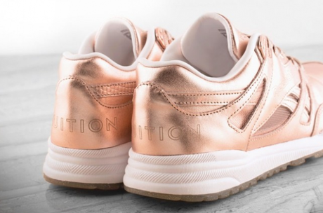 Fruiton X Reebok Ventilator Rose Gold