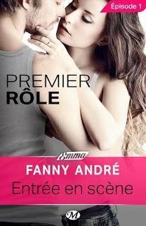 Découvrez un extrait de Premier Rôle de Fanny André à paraître en septembre