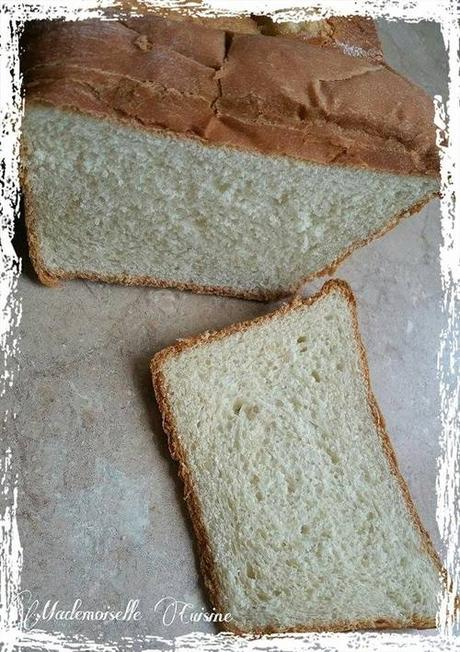 Pain de mie traditionel fait maison