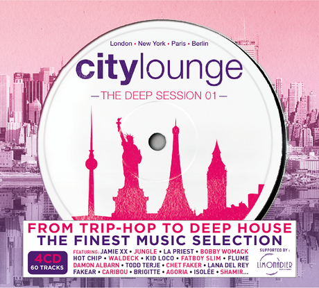 City Lounge – The Deep Session (10 compilations à gagner)