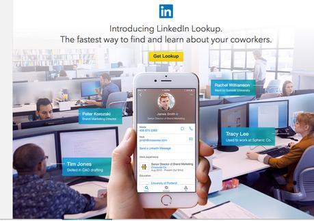 Linkedin lance Lookup pour les entreprises