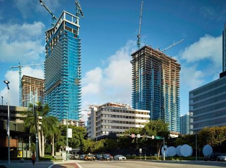 Miami : Climatisation naturelle au Brickell City Centre