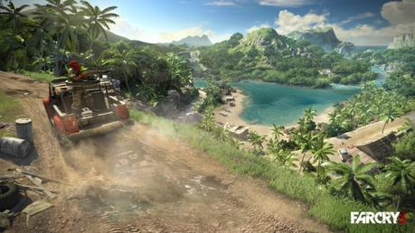 far cry 3 landscape