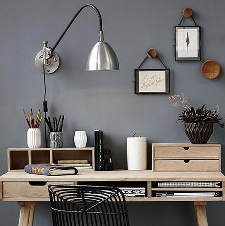 Bureau Style Scandinave