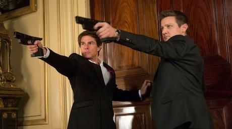 Mission Impossible 5 *****