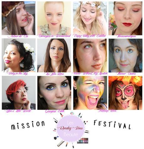 ~ RDV Beauté d'été «Mission Festival» ~