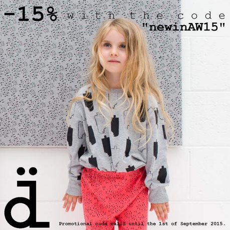 promotional code aw15 kids 2