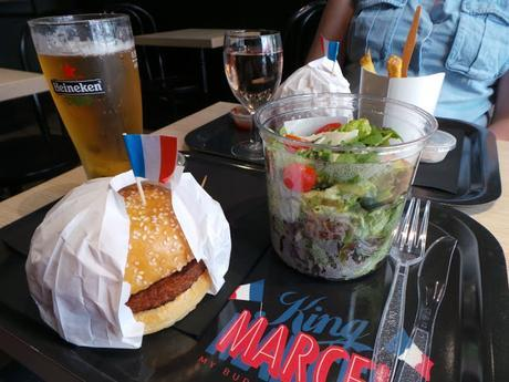 King Marcel, un burger 100% french !