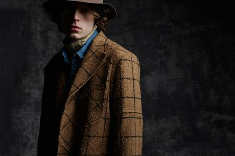 IROQUOIS – F/W 2015 COLLECTION LOOKBOOK