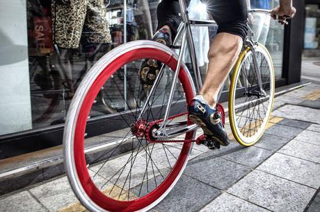 Tannus, le pneu de vélo increvable