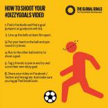 Le Dizzy Goal Challenge, le nouveau phénomène web