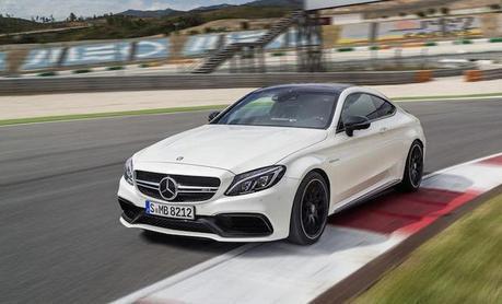 Mercedes présente la C63 AMG coupé